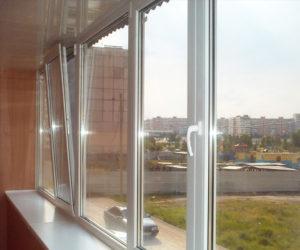 """Лоджия, балкон """"под ключ"""""""
